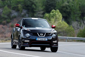 Foto Exteriores (2) Nissan Juke-nismo Suv Todocamino 2012