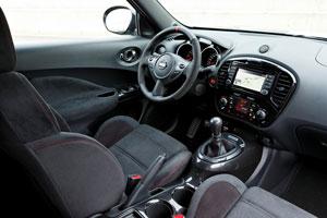Foto Interiores (1) Nissan Juke-nismo Suv Todocamino 2012