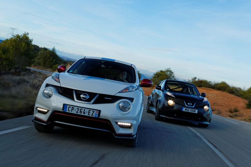 Foto Exteriores Nissan Juke Nismo Suv Todocamino 2012