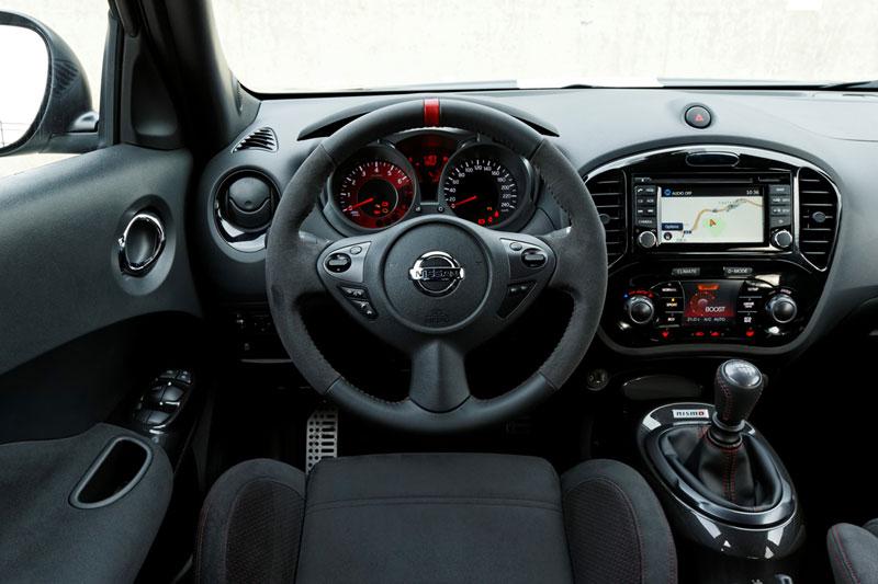 Foto Interiores Nissan Juke Nismo Suv Todocamino 2012