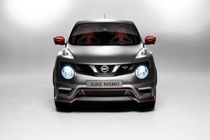 Foto Delantera Nissan Juke-nismo Suv Todocamino 2014
