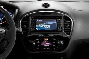 Foto Interior Nissan Juke-nismo Suv Todocamino 2014