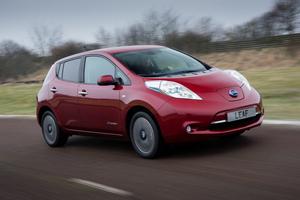 Foto Exteriores (5) Nissan Leaf Dos Volumenes 2013