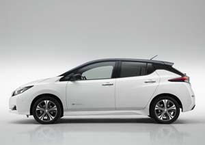 Foto Exteriores (18) Nissan Leaf Dos Volumenes 2018