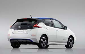 Foto Exteriores (3) Nissan Leaf Dos Volumenes 2018