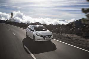 Foto Exteriores (5) Nissan Leaf Dos Volumenes 2018