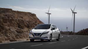 Foto Exteriores (6) Nissan Leaf Dos Volumenes 2018