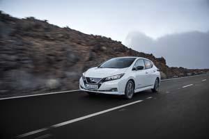 Foto Exteriores (7) Nissan Leaf Dos Volumenes 2018