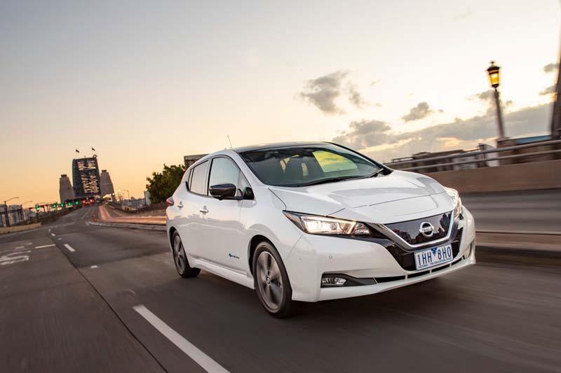 Nissan Leaf 40 KWh 2018, prueba a fondo