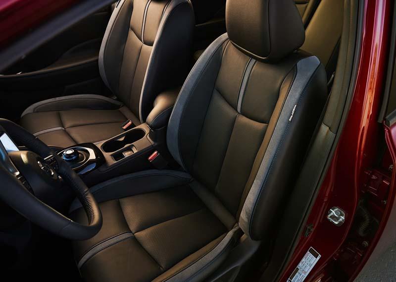 Foto Interiores (1) Nissan Leaf Dos Volumenes 2018