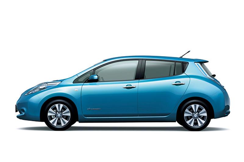 Nissan Leaf (Japón) 2012