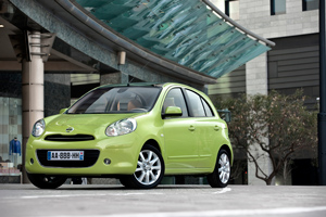 Foto Exteriores-(13) Nissan Micra Dos Volumenes 2010