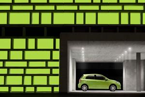 Foto Exteriores-(15) Nissan Micra Dos Volumenes 2010
