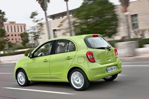Foto Exteriores-(2) Nissan Micra Dos Volumenes 2010