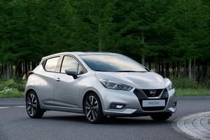 Foto Exteriores 1 Nissan Micra Dos Volumenes 2017
