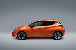 Foto Exteriores 3 Nissan Micra Dos Volumenes 2017