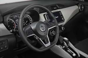 Foto Interiores (3) Nissan Micra Dos Volumenes 2017