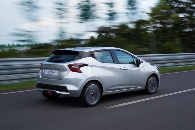 Foto Exteriores Nissan Micra Dos Volumenes 2017
