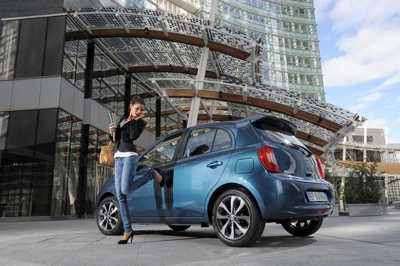 Foto Exteriores Nissan Micra Agatha Dos Volumenes 2013