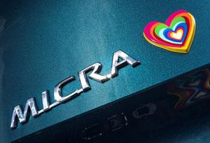 Foto Detalles (3) Nissan Micra-agatha-ruiz-de-la-prada Dos Volumenes 2013