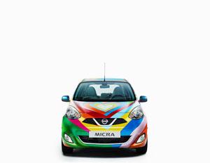 Foto Exteriores (4) Nissan Micra-agatha-ruiz-de-la-prada Dos Volumenes 2013