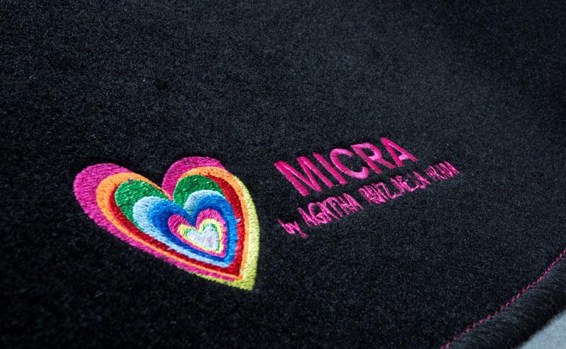 Foto Detalles Nissan Micra Agatha Ruiz De La Prada Dos Volumenes 2013