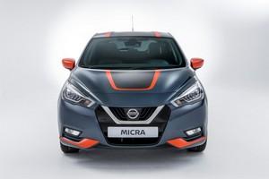 Foto Delantera Nissan Micra-bose-personal-edition Dos Volumenes 2017