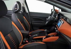 Foto Interiores Nissan Micra-bose-personal-edition Dos Volumenes 2017