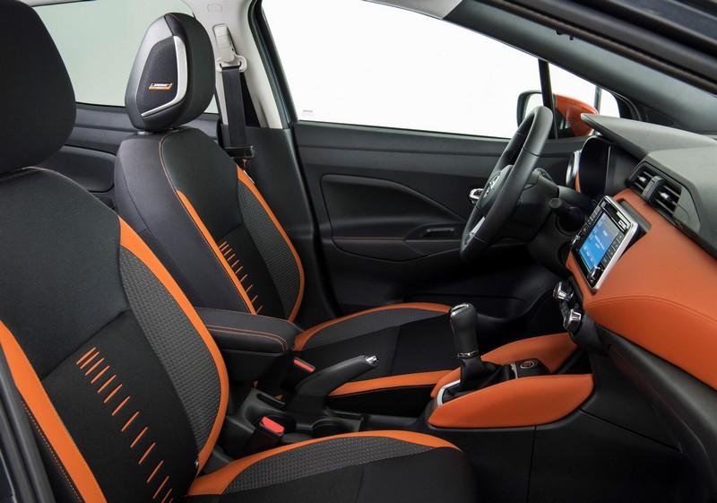 Foto Interiores Nissan Micra Bose Personal Edition Dos Volumenes 2017