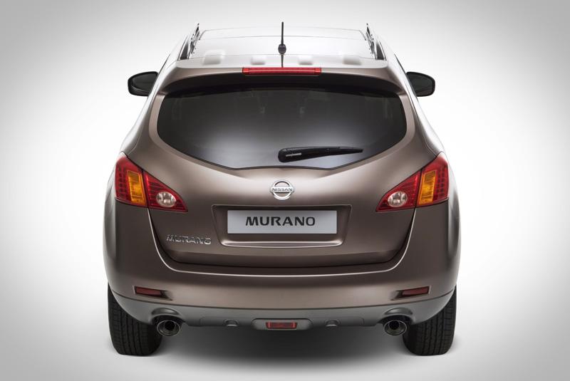 Foto Exteriores Nissan Murano Suv Todocamino 2008
