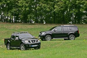 Foto Exteriores Nissan Navara Suv Todocamino 2009
