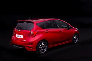 Foto Exteriores (7) Nissan Note Monovolumen 2013