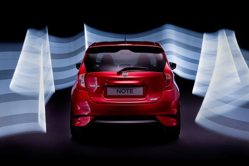Foto Exteriores (10) Nissan Note Monovolumen 2013