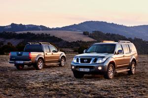 Foto Exteriores-(7) Nissan Pathfinder Suv Todocamino 2010