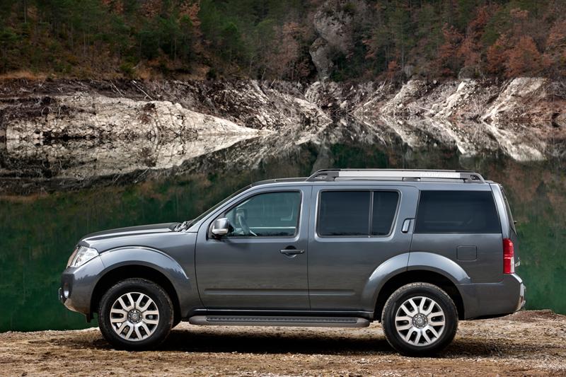 Foto Exteriores Nissan Pathfinder Suv Todocamino 2010