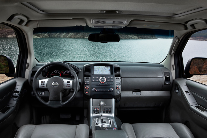 Foto Salpicadero Nissan Pathfinder Suv Todocamino 2010
