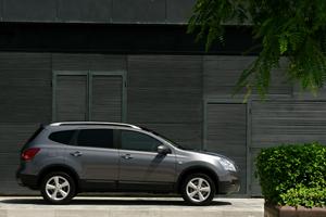 Nissan Qashqai vs Citroen G Picasso