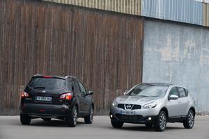 Foto Exteriores-(1) Nissan Qashqai Suv Todocamino 2010