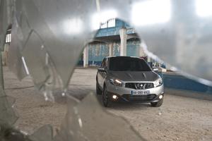 Foto Exteriores-(11) Nissan Qashqai Suv Todocamino 2010