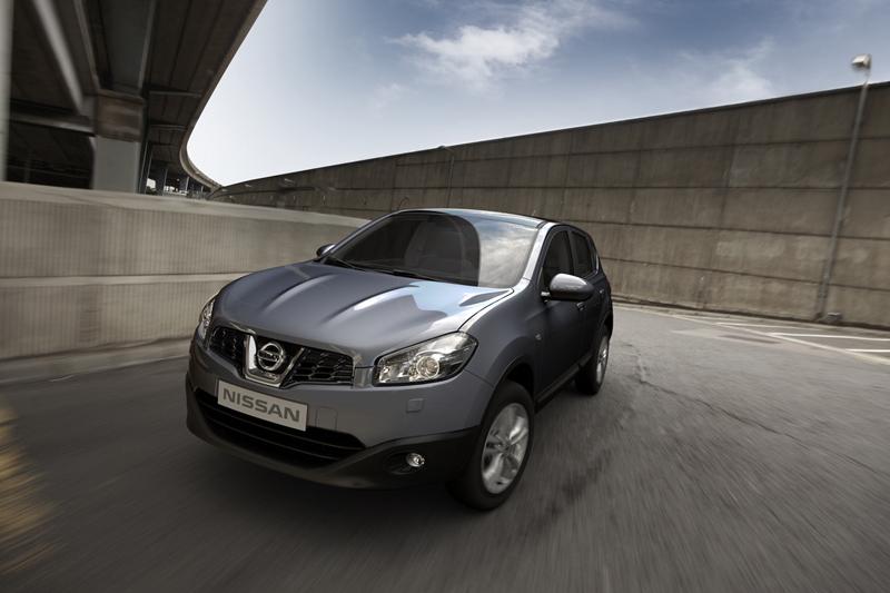 Foto Exteriores-(3) Nissan Qashqai Suv Todocamino 2010