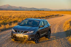 Foto Exteriores (78) Nissan Qashqai Suv Todocamino 2014