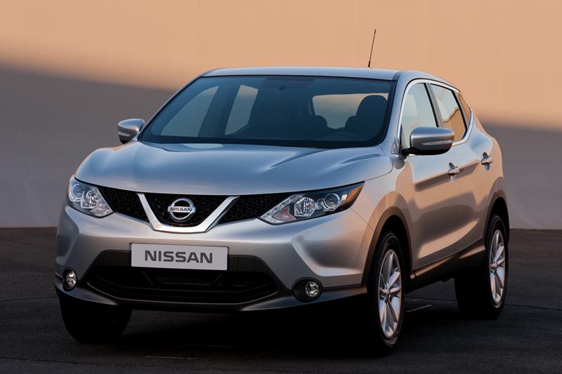Foto Delantera Nissan Qashqai Suv Todocamino 2014