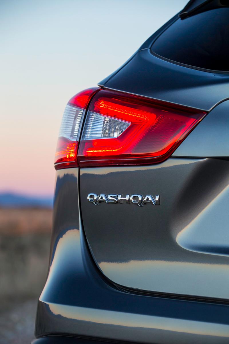 Foto Detalles Nissan Qashqai Suv Todocamino 2014