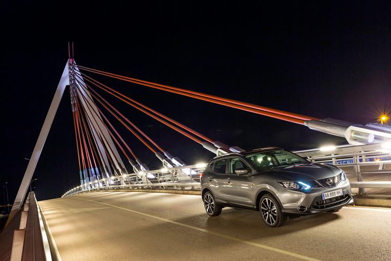 Foto Exteriores Nissan Qashqai Suv Todocamino 2014