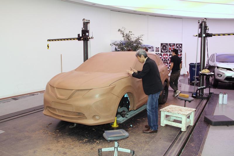 Foto Tecnicas Nissan Qashqai Suv Todocamino 2014