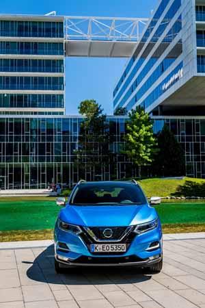 Foto Exteriores 6 Nissan Qashqai Suv Todocamino 2017