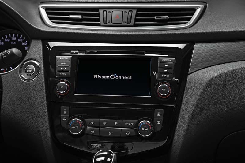 Foto Detalles Nissan Qashqai Suv Todocamino 2017