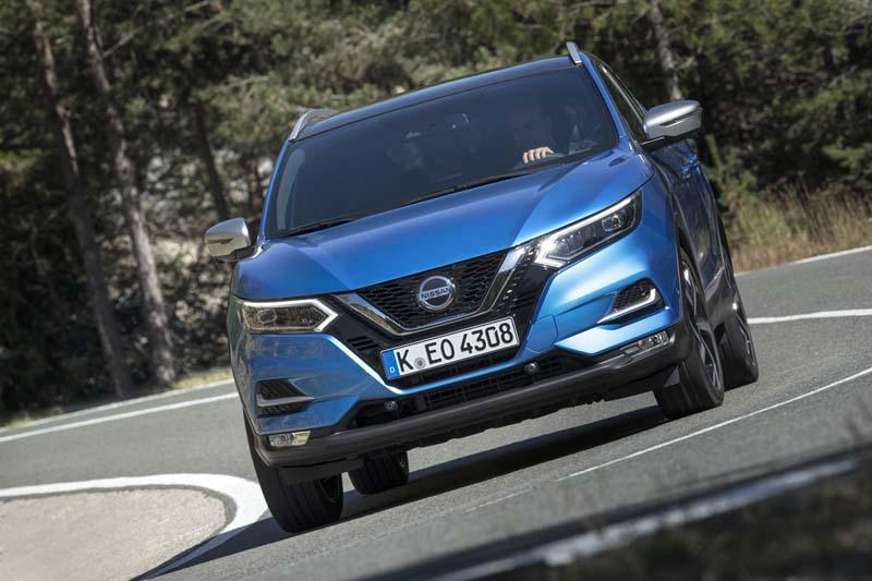 Foto Exteriores Nissan Qashqai Suv Todocamino 2017