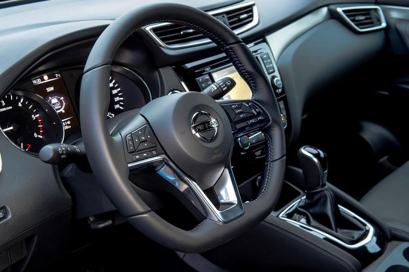 Foto Interiores 1 Nissan Qashqai Suv Todocamino 2017