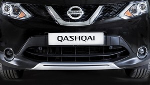 Foto Detalles Nissan Qashqai-black-edition Suv Todocamino 2016